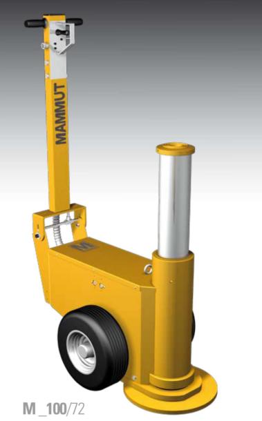 AWS | Repairs to trolley jacks, hydraulic presses, hydraulic