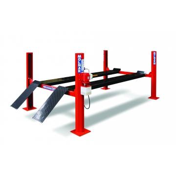 Wide Wheel Alignment Four Post Hoist