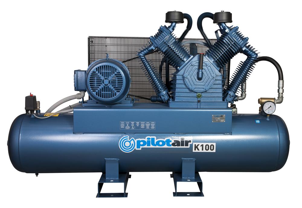 Pilot K100 air compressor