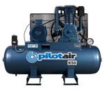 Pilot K50 air compressor