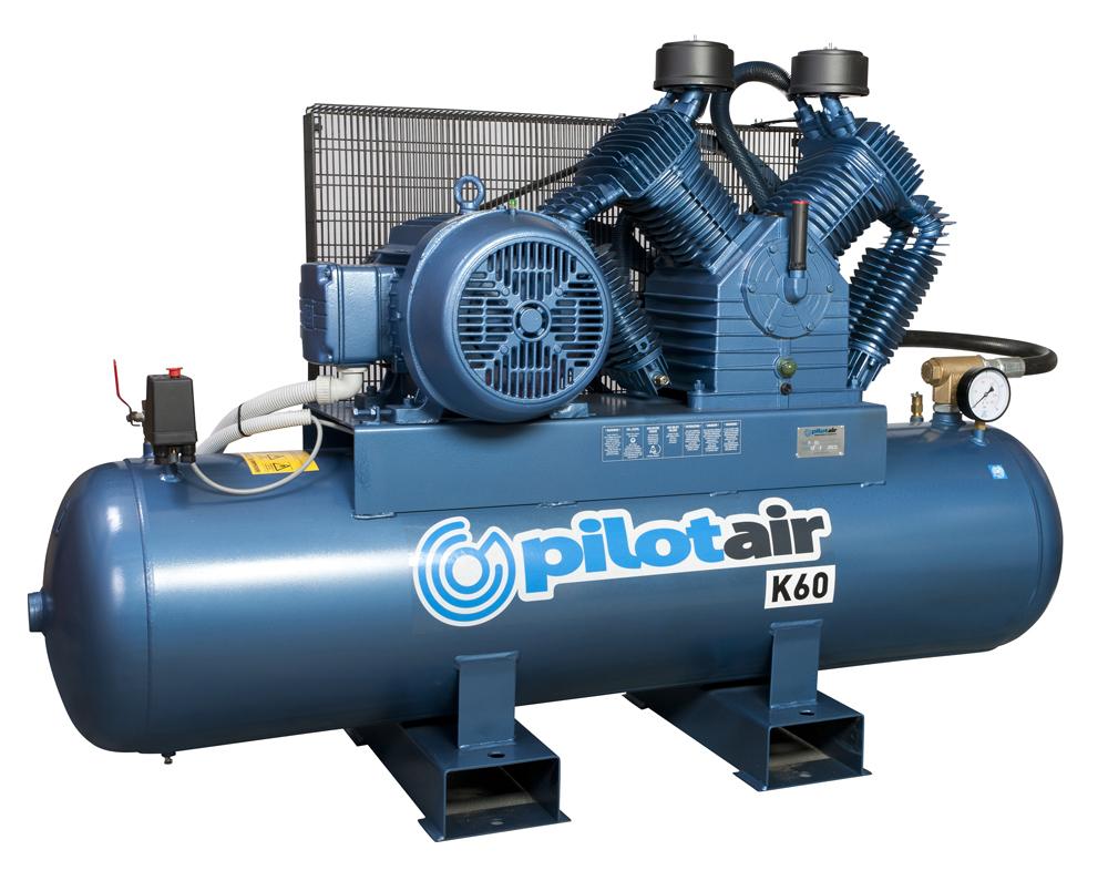 Pilot K60 air compressor