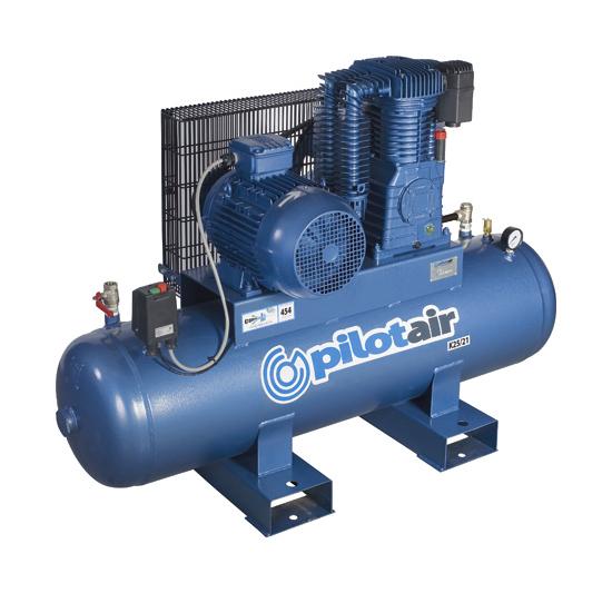 Pilot K25/21 air compressor