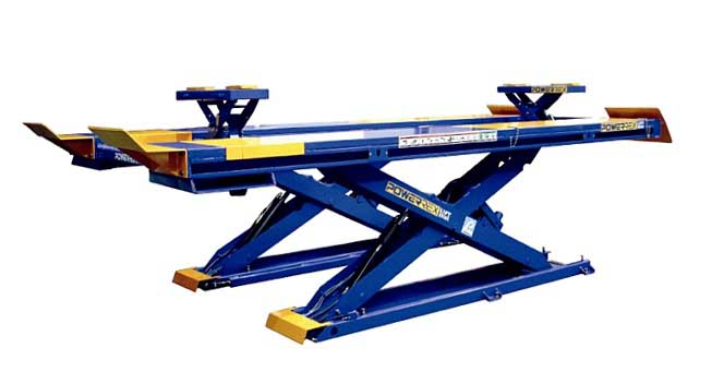 powerrex 4.5 Tonne Wheel Alignment Scissor Hoist
