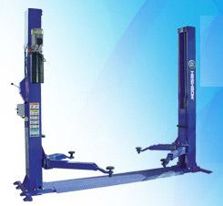 PowerRex Base Type, 4 Tonne, Two Post Hoist