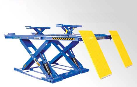 4 tonne Wheel Alignment Scissor Lift