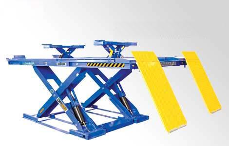 4 tonne Wheel Alignment Scissor Lift