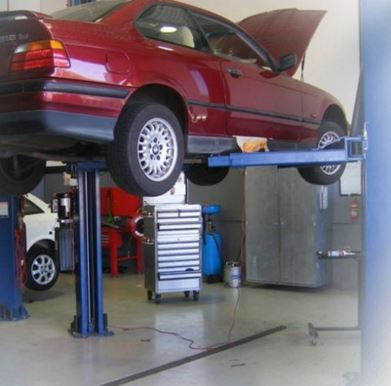vehicle hoist installations