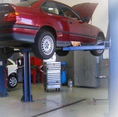 vehicle hoist installations