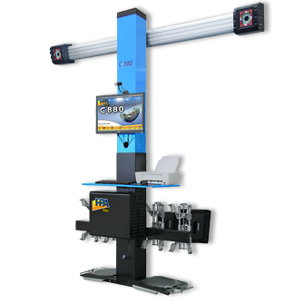hpa-faip-c880-3d-wheel-alignment-machine