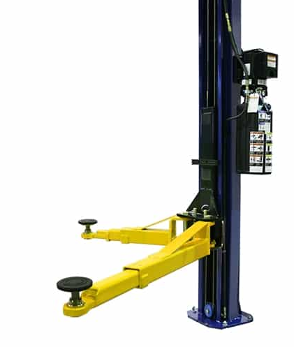 Challenger SA10 4.5 tonne Two-Post-Hoist